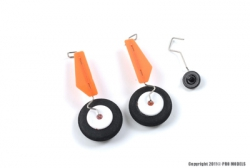 Axion RC - AT-6 Texan Landing gear set AX-00130-107 Hobbico