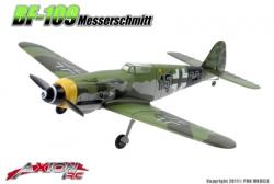 Axion RC - BF-109 Messerschmitt, L+F (Link + Fly) AX-00140-02 Hobbico
