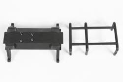 Skid Platte & Akku Halterung Hobbico AX31359