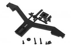 JCR Offroad Vanguard Ersatzradhalter Set AX31394