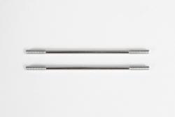 Link , Stahl M4x92mm (2) SCX1 Hobbico AX31473
