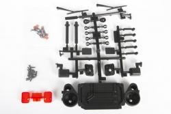 Axial - CRC JK Body Details AX31574 Hobbico