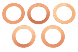 Team Corally - Zylinderkopfdichtung 0.1mm Etor 21 3P und Etor 21 5-2P - 5 St  C-40000-007