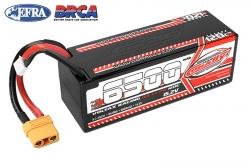 Team Corally - Voltax 120C LiPo HV Battery - 6500 mAh - 15.2V - Stick 4S - Hard Wire - XT90 C-49631