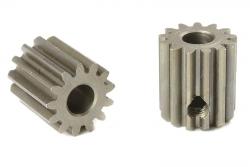 Team Corally - 48 DP Motorritzel - Stahl gehärtet - 13 Zähne - Welle 3.17mm C-71413