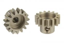 Team Corally - 32 DP Motorritzel - Stahl gehärtet - 15 Zähne - Welle 3.17mm C-71515
