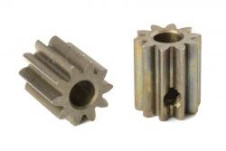 Team Corally - M0.6 Motorritzel - Stahl gehärtet - 10 Zähne - Welle 3.17mm C-71610