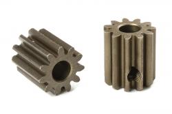Team Corally - M0.6 Motorritzel - Stahl gehärtet - 11 Zähne - Welle 3.17mm C-71611