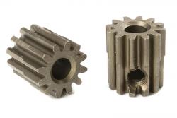 Team Corally - M0.6 Motorritzel - Stahl gehärtet - 12 Zähne - Welle 3.17mm C-71612