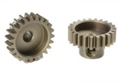 Team Corally - M0.6 Motorritzel - Stahl gehärtet - 23 Zähne - Welle 3.17mm C-71623
