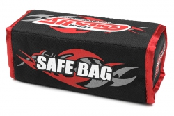 Team Corally - Lipo Safe Bag - für 2 stuck 2S Hard Case Akkus C-90242