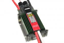Castle - Phoenix Edge 160 HV - Hochleistungs Brushless Flug und Heli High Voltage Regler - Datenspeicher - Telemetrie fähig - Aux. Kabel - 6-12S - 16