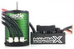 Castle Creations - MAMBA X, 25.2V WP ESC AND 1515-2200KV SENSORED E-BUGGY COMBO CC-010-0155-05