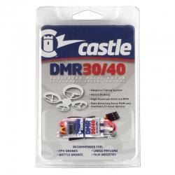Castle - DMR 30/40 - Spezial Multi-Rotor Regler - 2-6S - 40A - 1 pc CC-010-0158-00