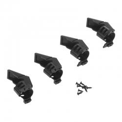 Dromida - Landing Feet Motor Covers  Hovershot 120 FPV DIDE1284 Hobbico