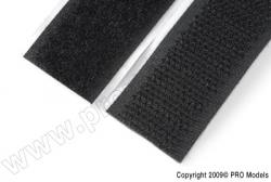G-Force RC - Velcro Klettbänder Selbstklebend - 38mm Breite - 50 cm GF-1470-002