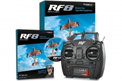 RealFlight RF 8 with Interlink-X Controller Mode 2  GPMZ4550