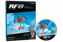 RealFlight RF 8 Software Only GPMZ4558