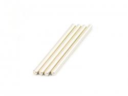 Ishima - Rear Lower Suspension Hinge Pins 2.5*37.6mm, 4 pcs ISH-010-041