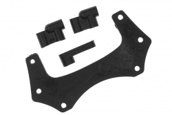 Ishima - Rear Lower Suspension Arms (Left/right) ISH-020-003