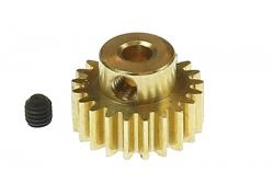 Ishima - Motor Pinon (21T) + Set Screw 3*3mm ISH-021-068