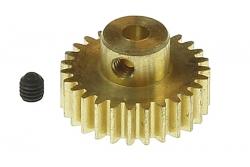 Ishima - Motor Pinon (27T) + Set Screw 3*3mm ISH-021-070