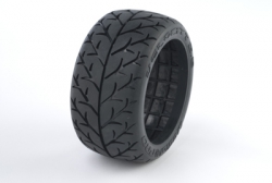 Medial Pro - Tyres w/ Foam inserts Velocity 2.8  , fits all Addict 2.8 Rims MP-2410