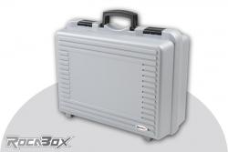 Rocabox - Universal Koffer - RP-4028-18-GE - Silber - Noppenschaum RP-4028-18-GE