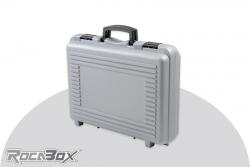 Rocabox - Universal Koffer - RP-4632-12-GE - Silber - Noppenschaum RP-4632-12-GE