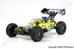 ISHIMA RAVE M1.0R PRO RTR 2,4GHZ 1/8 2010 EDITION RVB-R001.RTR
