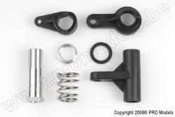 Ishima Racing - Servo Saver Complete Set RVB-S063