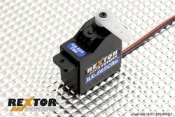 Rextor Systems - Servo - RX-65CBE - Digital - Kugelgelagert - Carbon Kunststoff Zahnräder RX-565CBE