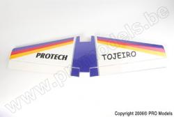 Protech RC - Wing Set Tojeiro Ep T0428.2