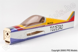 Protech RC - Fuselage Tojeiro Ep T0428.3