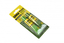 UHU - Endfest - 33 gr - 2-Komponenten-Epoxidharzkleber U-0103