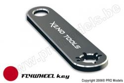 Xenotools - Schwungscheibe Schlüssel - 1 St XT-15101