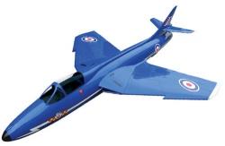 FL Hawker Hunter (Blue Diamonds) FlyingLegend Q-FL150-BLUE