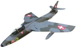 FL Hawker Hunter (Swiss) FlyingLegend Q-FL150-SWISS
