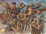 Sowjetische Infanterie, WWII Revell 02510
