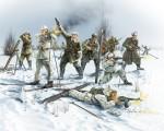 Sibirische Schützen, WWII Revell 02516