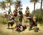 Japanese Infantry WWII Revell 02528