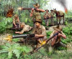 Anzac Infanterie WWII Revell 02529