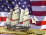 U.S.S. Constitution Revell 05602