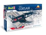 Geschenkset F4U-4 Corsair Fl Revell 05722