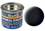 schwarz, matt Revell 32108