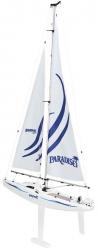 AquaCraft Segelboot Paradise TTX410 RTR Blau AQUB03BB