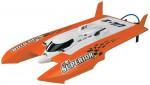 AquaCraft UL-1 Superior Hydroplane 2.4 RTR orange AQUB20NN