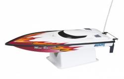 AuqaCraft Mini Rio Rennboot 2.4GHz RTR rot AQUB45RR