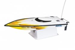 AuqaCraft Mini Rio Rennboot 2.4GHz RTR gelb AQUB45YY
