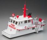 AquaCraft Aufbau komplett mit LED Rescue 17 AQUB6468